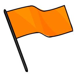 Детские флаги под заказ