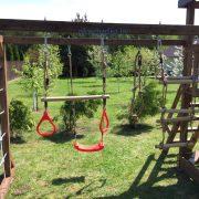 Деревянная детская игровая площадка для дома «Флоренция»