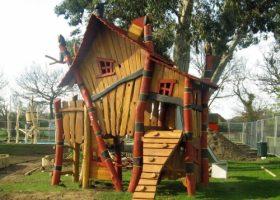 Детские игровые домики: какие бывают?