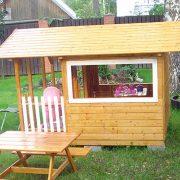 Домик для детского сада «Летний»