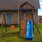 Игровая площадка для улицы «Бали»