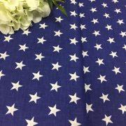 Звезды на синем