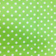 Горошек на зеленом 4 мм