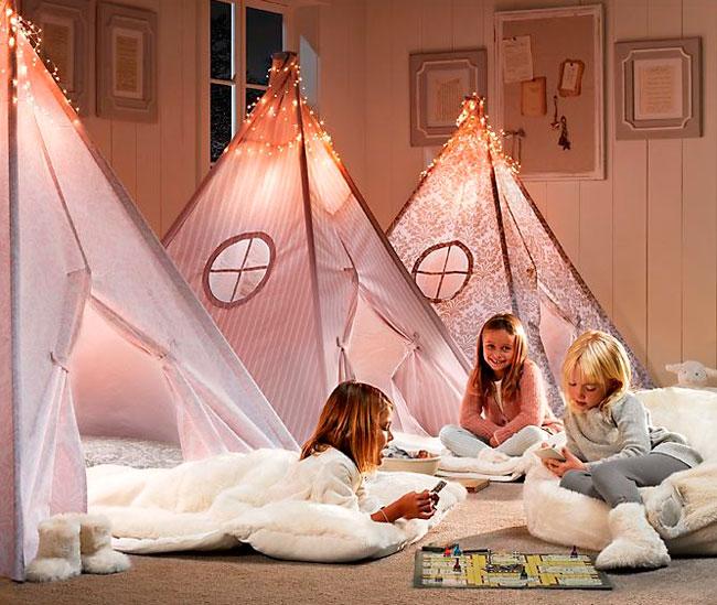 Шалаши и палатки своими руками