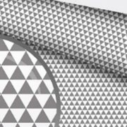 Треугольники серые
