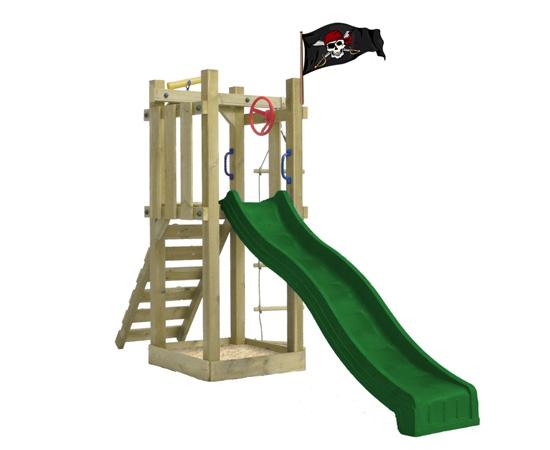 """Детский комплекс """"Пиратская бухта"""""""