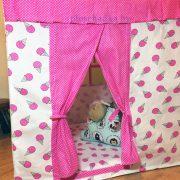 Детский домик-палатка «Мороженое»