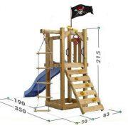 Детский комплекс «Пиратская бухта»