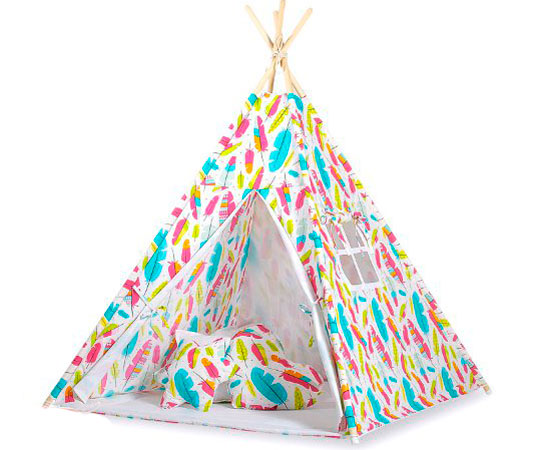 """Вигвам-палатка """"Перья"""""""