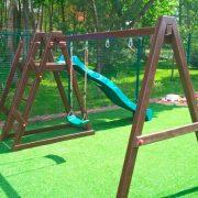Горка для детской площадки «Луна»