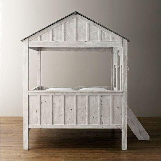 """Детский домик-кровать """"Остров"""""""